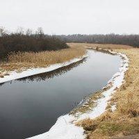 Река Ловать недалеко от истока :: Людмила Минтюкова