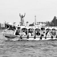 Вот так катаются по Нилу :: Alla Sokolovskaya