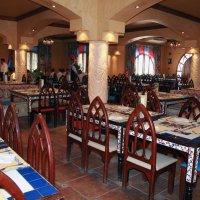 ресторан в Луксоре :: Лидия кутузова