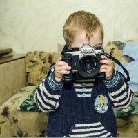 Внук :: Андрей Миловидов