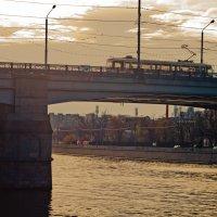 Новоспасский мост :: Константин Pasko