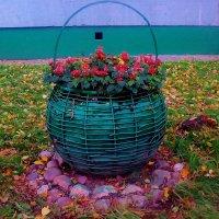 Корзина цветов :: Ольга Кривых
