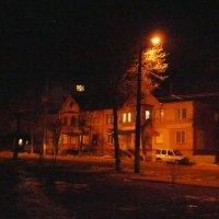 Вечерний город :: Виктор Сергеевич Конышев