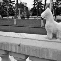 Воспоминания о снегопаде :: Игорь Попов
