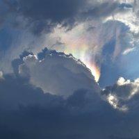 Пламя в облаках :: Виктор Кузьмин