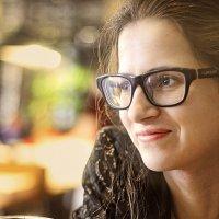 В кафе (другой вариант) :: Ирина Татьяничева