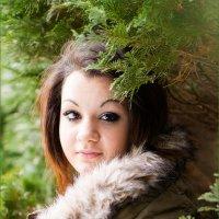 Лесная девушка :: Катерина Панасюженкова