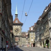 Астрономическими часы Zytgloggeturm :: Екатерина Пирогова