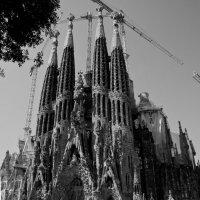 Sagrada familia Barcelona :: Павел L