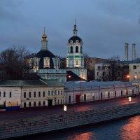 Утро моего города. :: Дмитрий Косачев