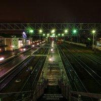 Железнодорожный вокзал, станция Кременчуг :: Богдан Петренко
