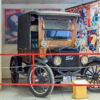 Ford T (США, 1908 - 1927 г.) :: Александр Морозов