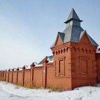 Ограда :: Евгений Алябьев
