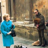 Street musicians :: Andriy Medynskyi