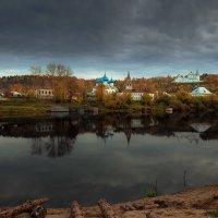 Вечерний, после закатный свет... :: Александр Никитинский