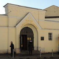 Часовня св. Иоанна Предтечи (в монастырской ограде) :: Александр Качалин