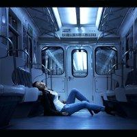 """""""Metro"""" :: Нюта Ильина"""