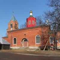 церковь святого великомученика феодора стратилата :: Laryan1