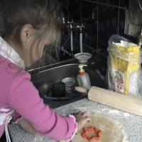 вдохновение на кухне :: Мария Климова