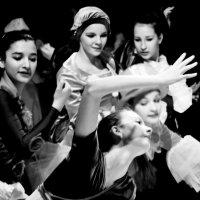 Искусство танца :: Юлия Назарова