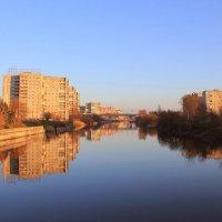 Вид с Медового моста :: Артем Калашников