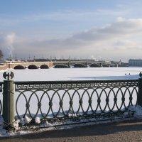 Вспоминая зиму... :: Валентина Харламова