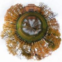 Маленький Летний сад :: Alena Ldinka