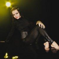 Чёрная мамба :: Tatiana Treide