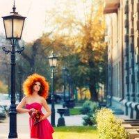 Огненный шарик :: Жанна Самуйлова