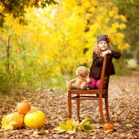 Осенняя сказка :: Юлия Ракова