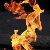 танец огня :: Таню Захарова