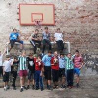 наша футбольна команда!!! :: Антон Франкевич