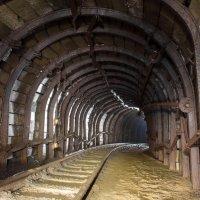 Заброшенный участок, шахта Сидеритовая, г. Бакал :: Данил Антонов