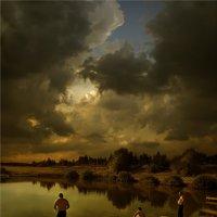 Три богатыря :: Виктор Перякин