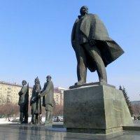 площадь Ленина :: Василий Щербаков