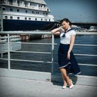 Морячка :: Настя Клевер