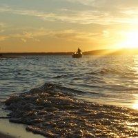 возвращение рыбаков :: Олеся Селиванова