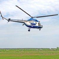 Этап кубкаРоссии по вертолётному спорту :: Александр Данильчев