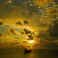 Большое небо :: Виктор Перякин