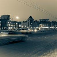 Новогодний Новосибирск :: Tatiana Treide