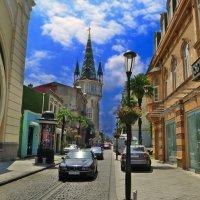 Под небом голубым есть город Золотой... :: Крис Ван дер Вальке