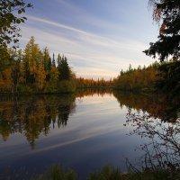 Осенние отражения :: Тарас Кучер