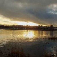 Вид с набережной (Иркутск) :: Алёна Бодрова