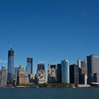 Нью-Йорк, вид на Downtown Manhattan :: Виталий Гармаш