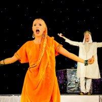 Танец Индии :: Юрий Кочетов