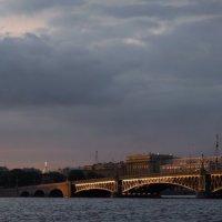 Троицкий мост :: Alexander Roschin