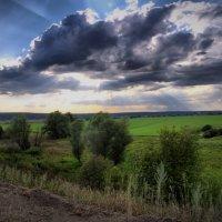 Над полями :: Антон Бабалян