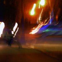 Ночной инцидент :: Павел Самарович