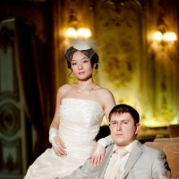Свадебная съемка в ресторане Турандот :: Ольга Блинова