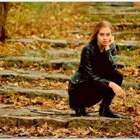 Ангелина в ноябре (2) :: Константин Нусенко